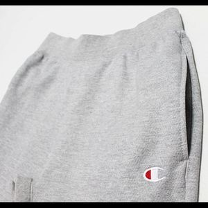 CHAMPION REVERSE WEAVE Banded Sweatpants Joggers